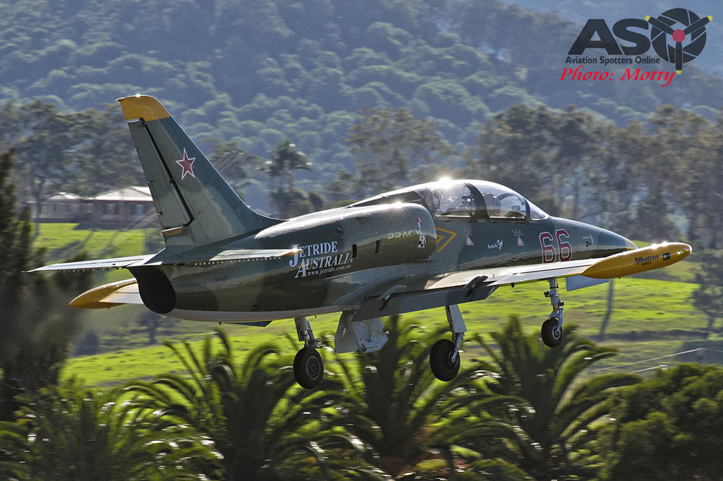 Wings Over Illawarra 2016 Albatros-291