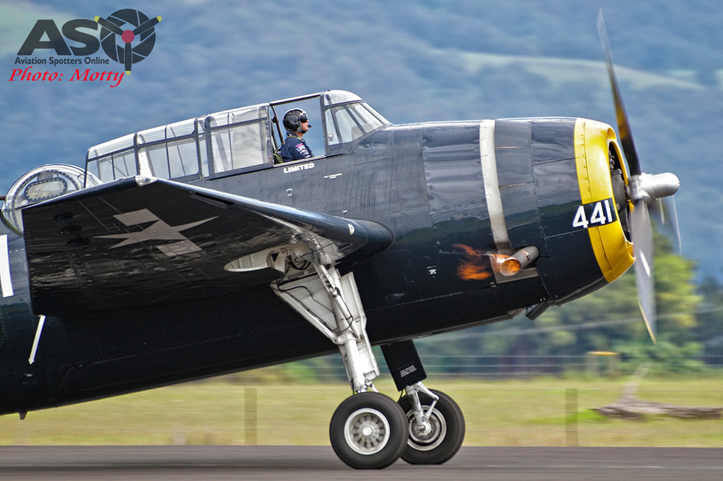 Wings Over Illawarra 2016 Avenger-191