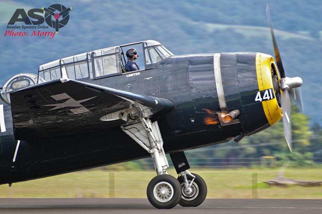 Wings Over Illawarra 2016 Avenger-191