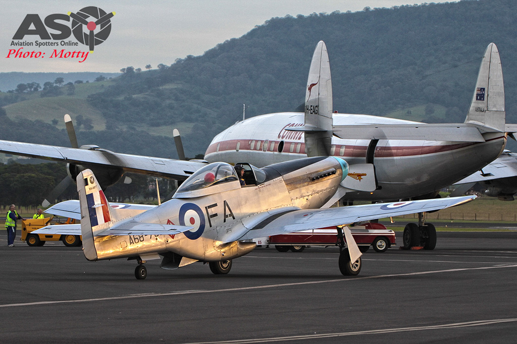 Wings Over Illawarra -2016 Caboolture Mustang-002