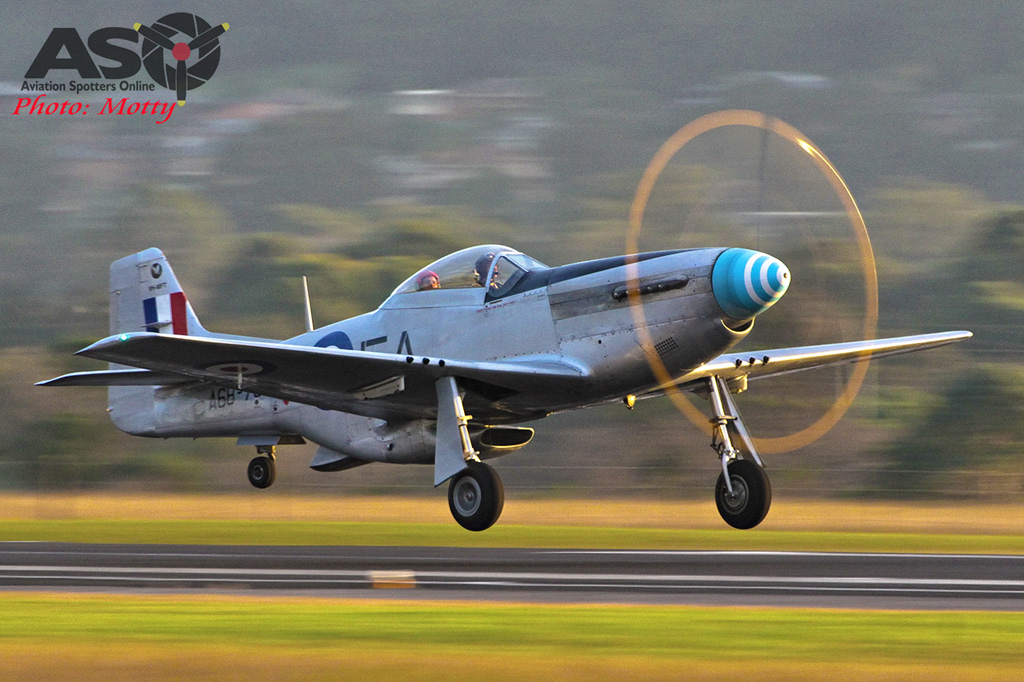 Wings Over Illawarra -2016 Caboolture Mustang