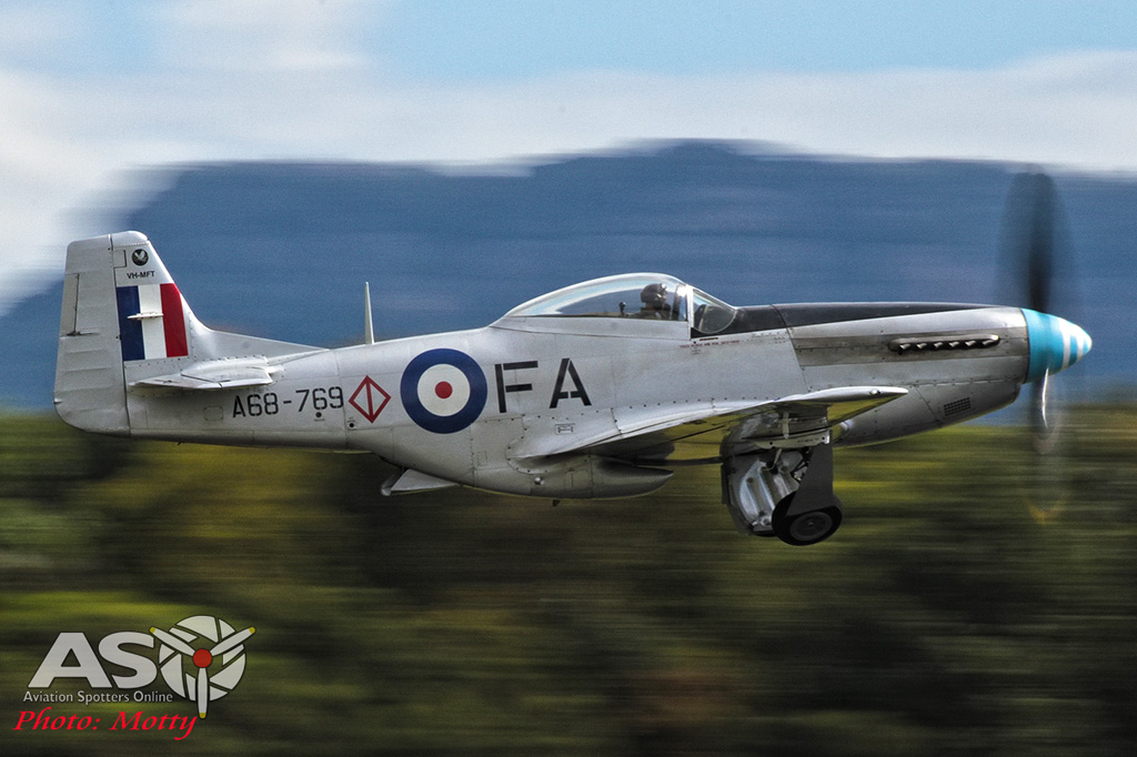 Wings Over Illawarra -2016 Caboolture Mustang-194