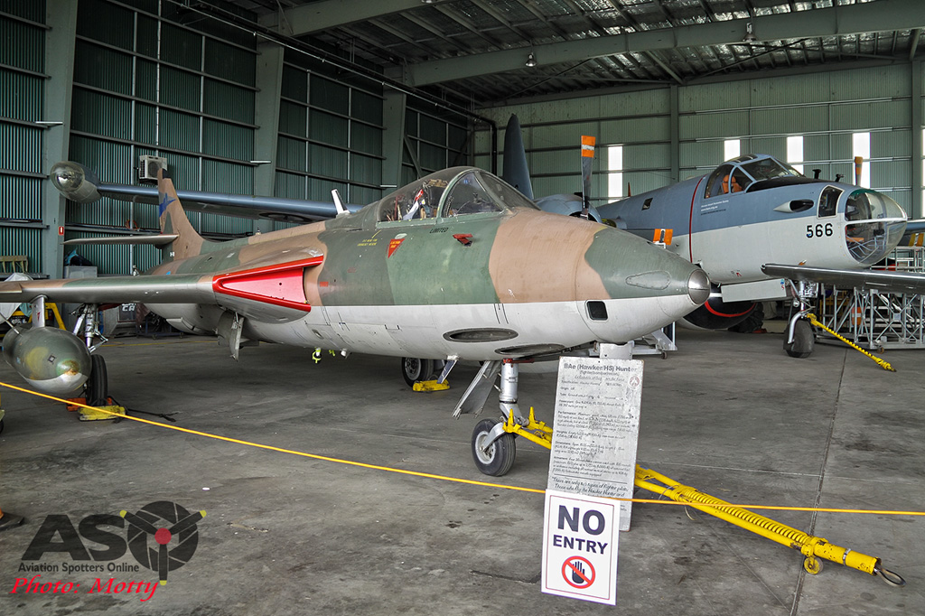 Wings Over Illawarra -2016 Hunter