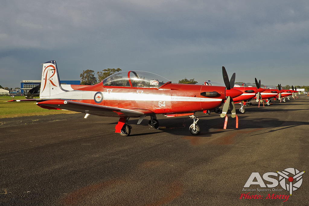 Wings Over Illawarra 2016 RAAF Roulettes-001