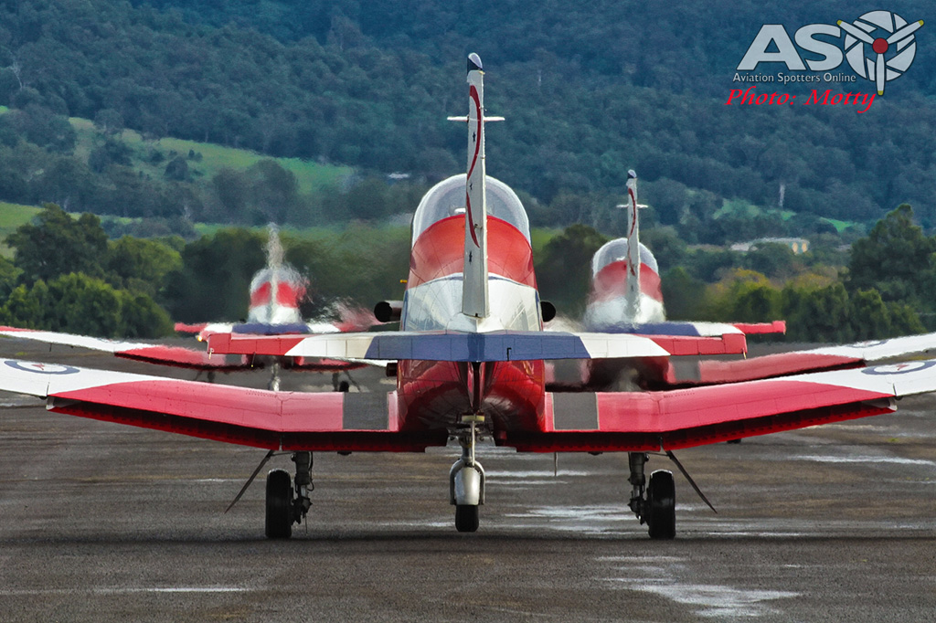 Wings Over Illawarra 2016 RAAF Roulettes-025