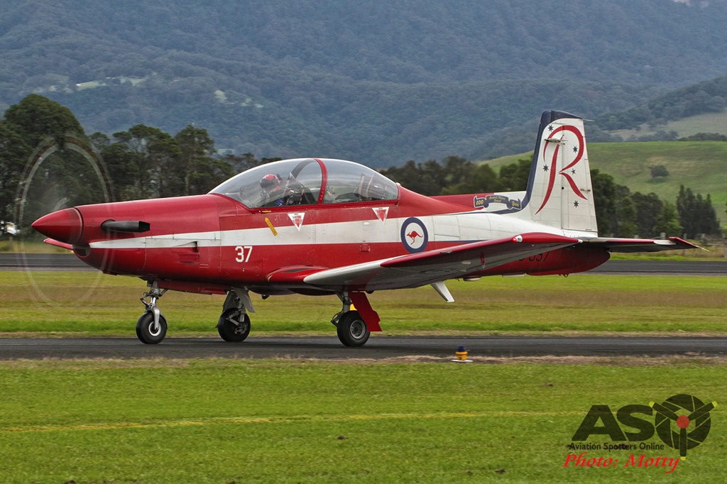 Wings Over Illawarra 2016 RAAF Roulettes-038