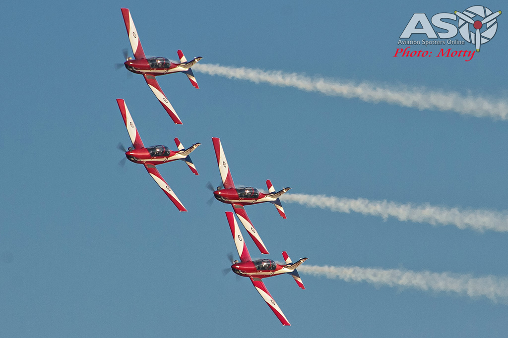 Wings Over Illawarra 2016 RAAF Roulettes-104