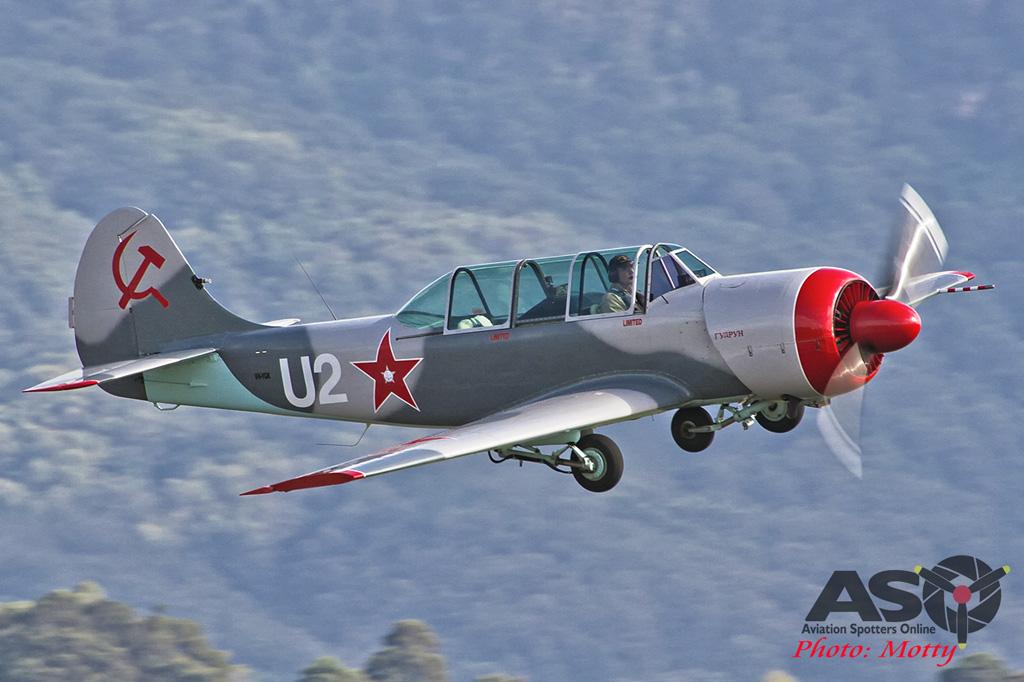 Wings Over Illawarra 2016 Russian Roolettes-069