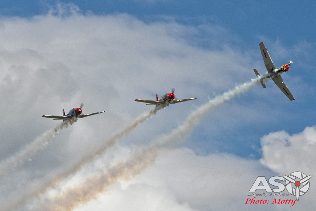 Wings Over Illawarra 2016 Russian Roolettes-238