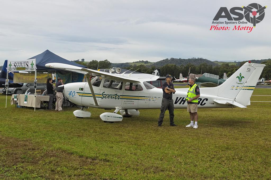 Wings Over Illawarra -2016 Scouts-001