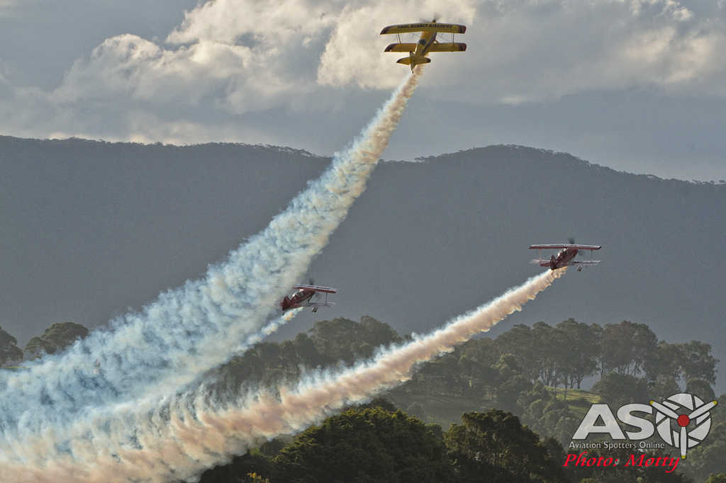 Wings Over Illawarra 2016 Sky Aces-129