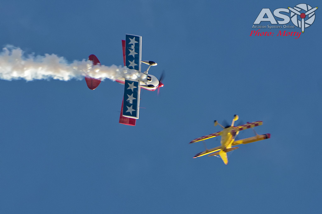 Wings Over Illawarra 2016 Sky Aces-145