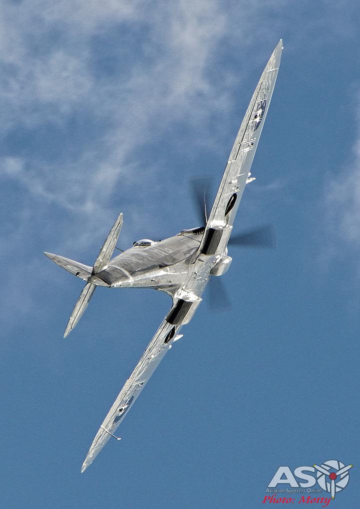 Wings Over Illawarra 2016 Spitfire-229