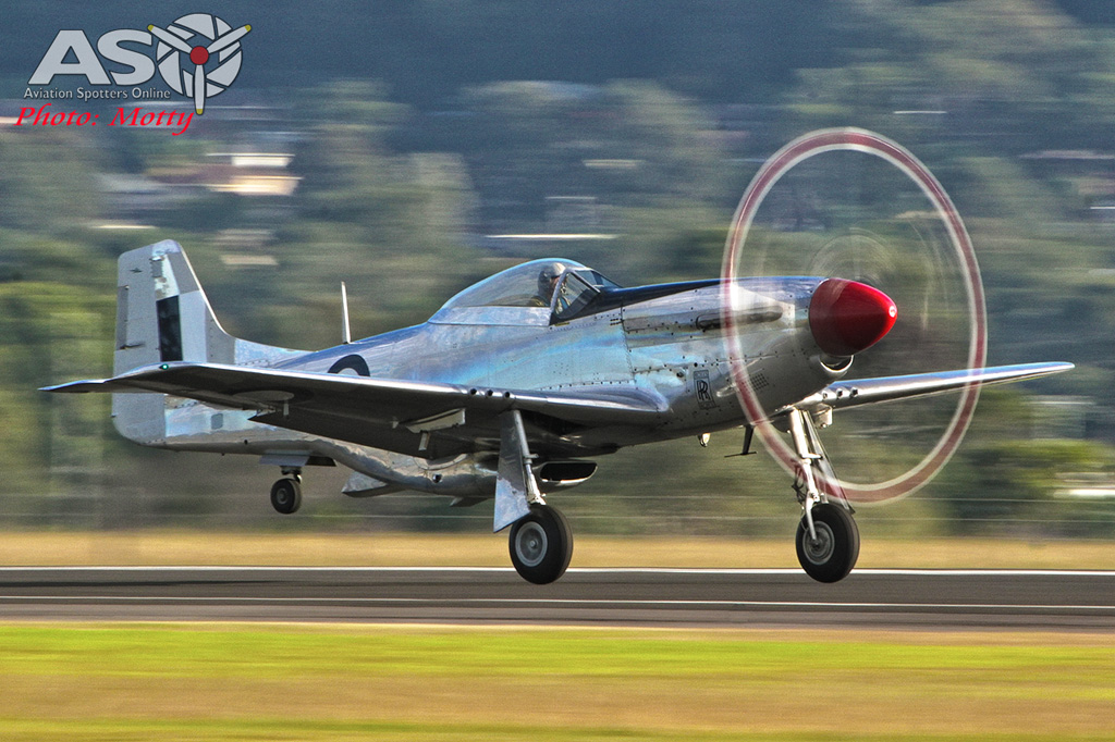 Wings Over Illawarra 2016 Trappett Mustang-094