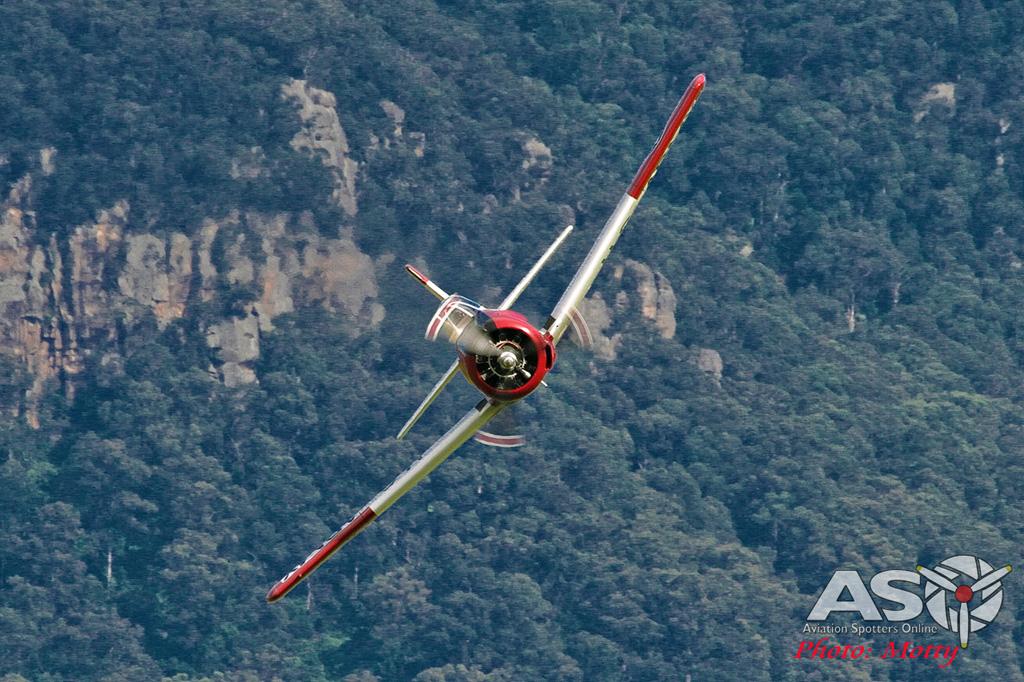 Wings Over Illawarra 2016 Trojan-166