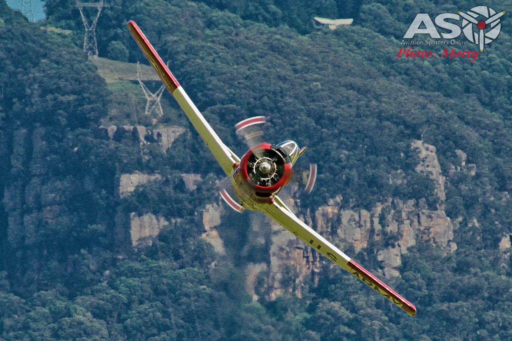 Wings Over Illawarra 2016 Trojan-167