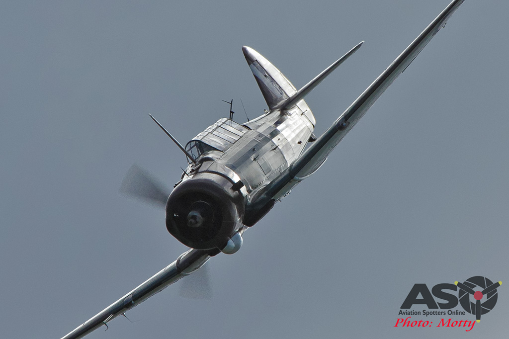 Wings Over Illawarra 2016 Wirraway-068