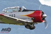 Wings Over Illawarra 2016 Harvard-078