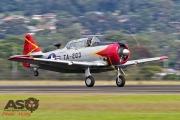 Wings Over Illawarra 2016 Harvard-187