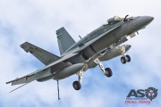 Wings Over Illawarra 2016 Hornet-088