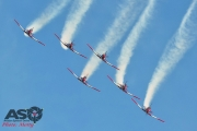 Wings Over Illawarra 2016 RAAF Roulettes-100