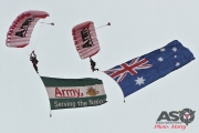 Wings Over Illawarra 2016 Red Berets
