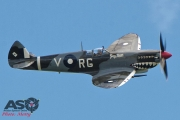 Temora Aviation Museum Spitfire MK VIII