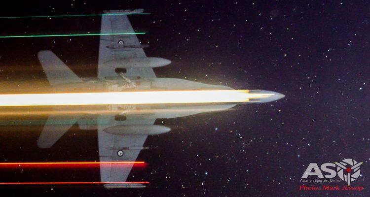 "RAAF F/A-18A Hornet ""star Wars"""