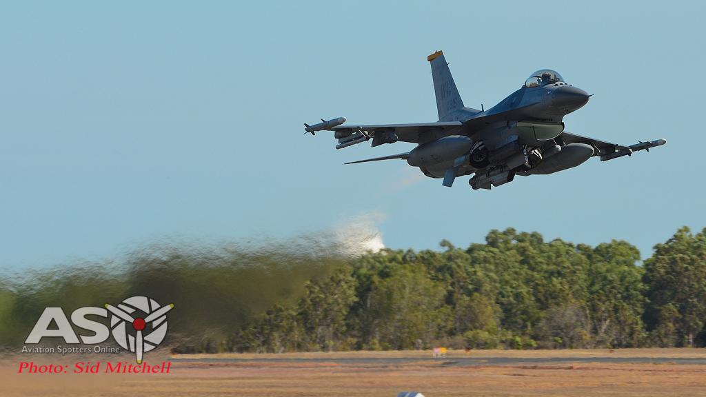 pic16 USAF F16