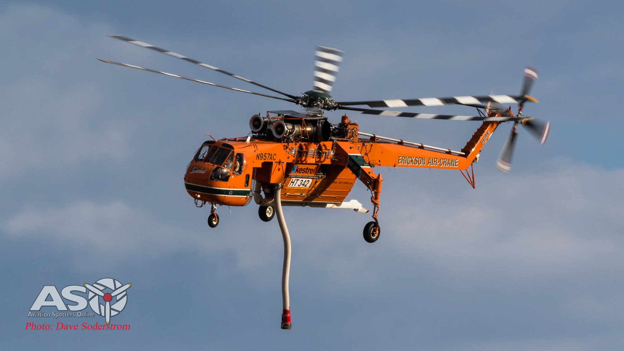Erickson Celebrates 20 years of Fire Fighting operations in Australia