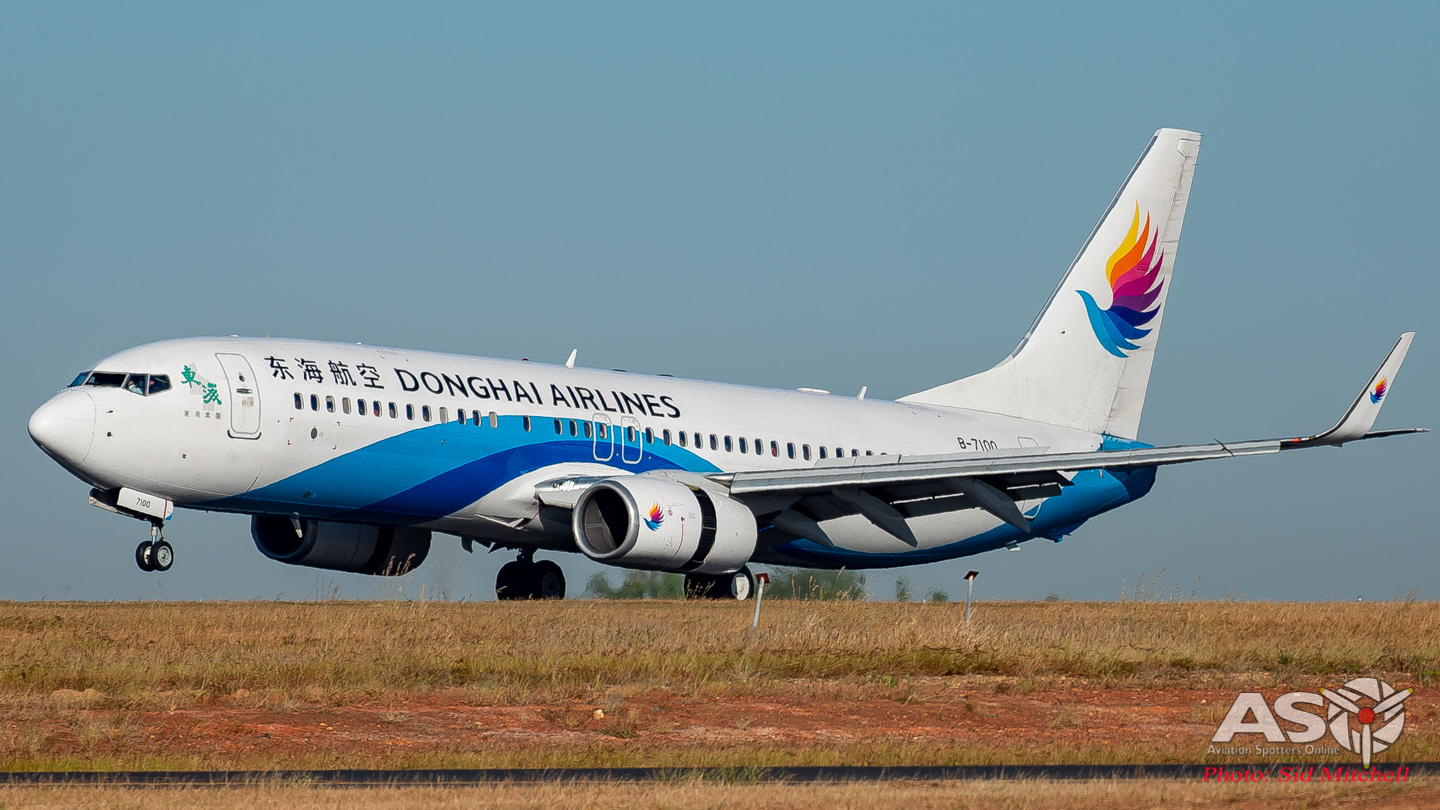Donghai Airlines – Shenzhen to Darwin, a new destination for air travellers.
