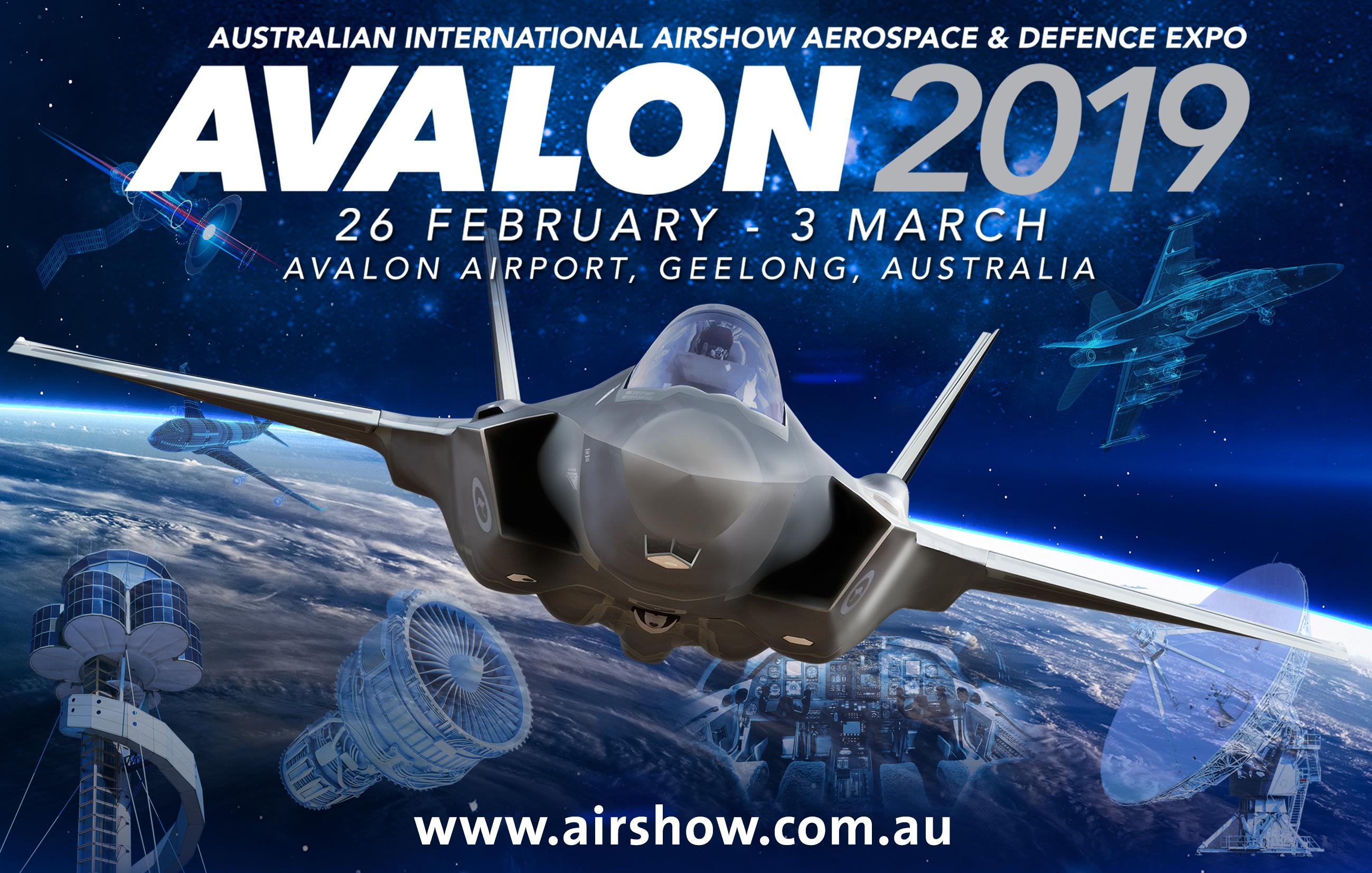Australian International Airshow 2019, Military Displays