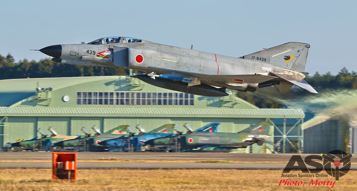 Visiting Japanese Airbases, Part 4 – Hyakuri