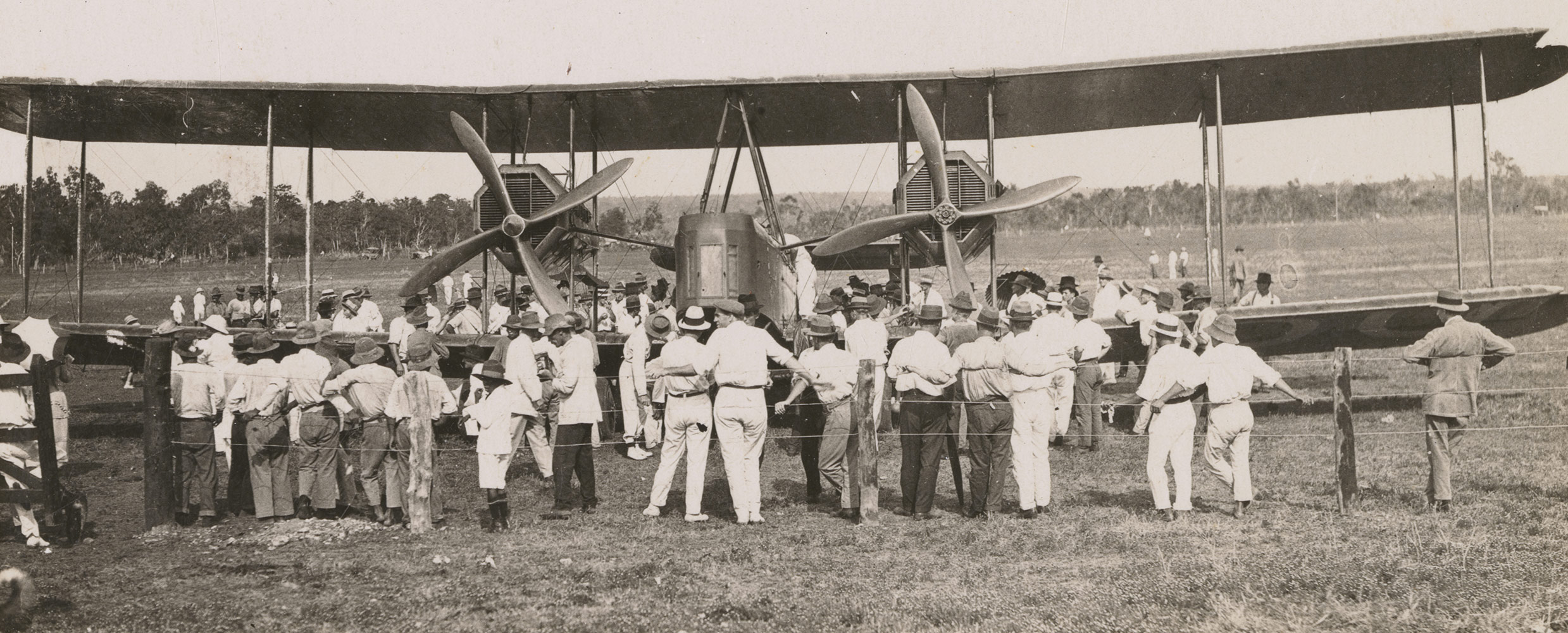 The Great Air Race of 1919 – 100 years on