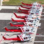 Kestrel's medium firefighting fleet ready for action
