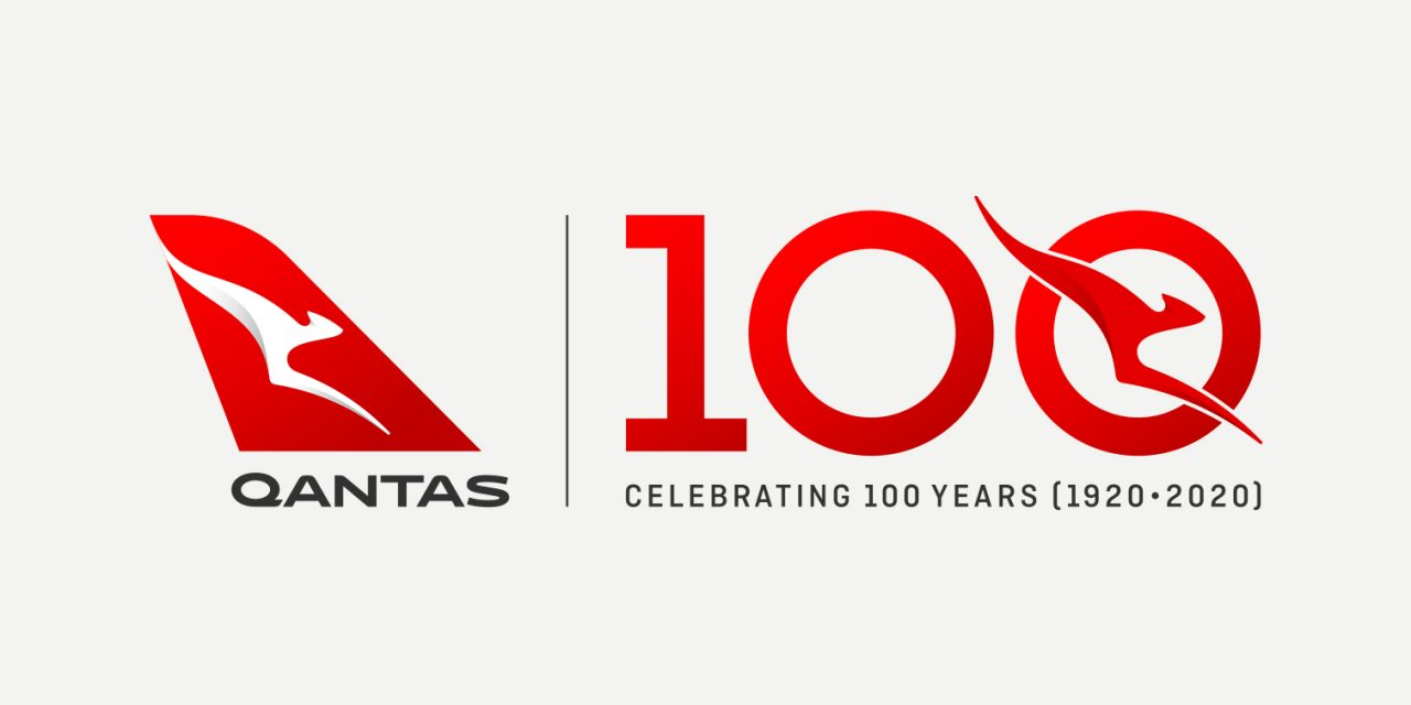 Queensland and Northern Territory Aerial Services (QANTAS) 100 years of service to the World