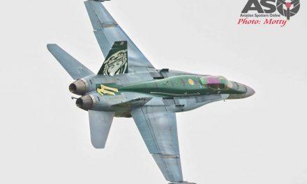 77 Squadron – End of an era