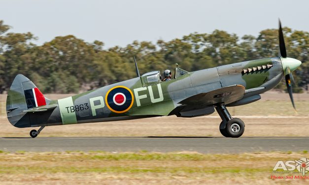 AIRSHOWS, MUSEUMS AND A 7000KM RIDE. PART I -Temora, Williamtown and Scone