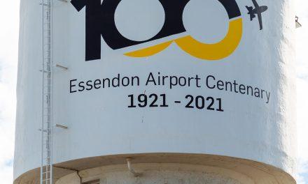 100th Anniversary of Essendon Airport