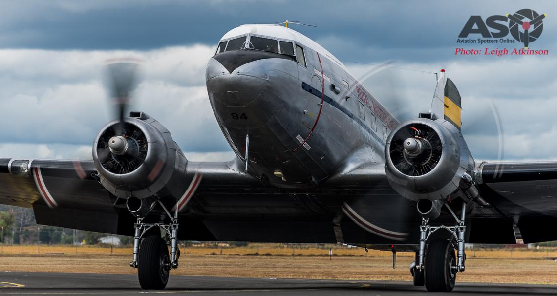 Oakey Fly In 2015