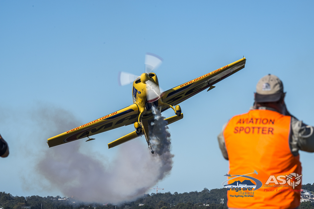 Premium Spotters Experience at Wings Over Illawarra 2018