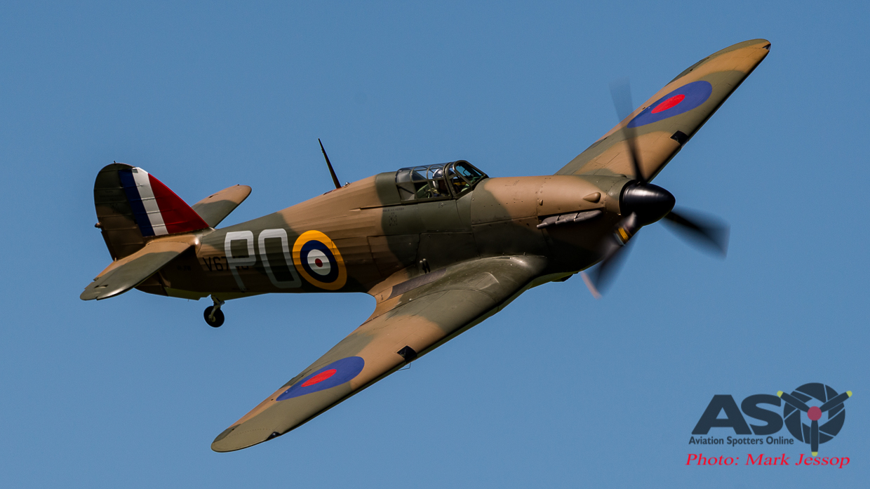 Hawker Hurricane Flies Again.