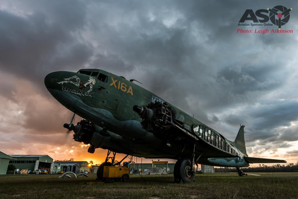 Dakota Birthday Sunset Engine Runs