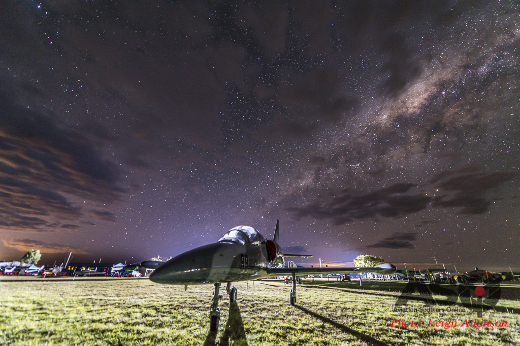 The Stars are Shining at Brisbane Valley Airshow