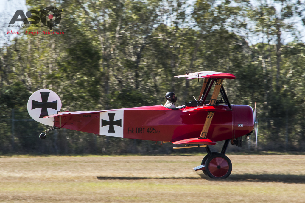 TAVAS – best WW1 aircraft collection on display.