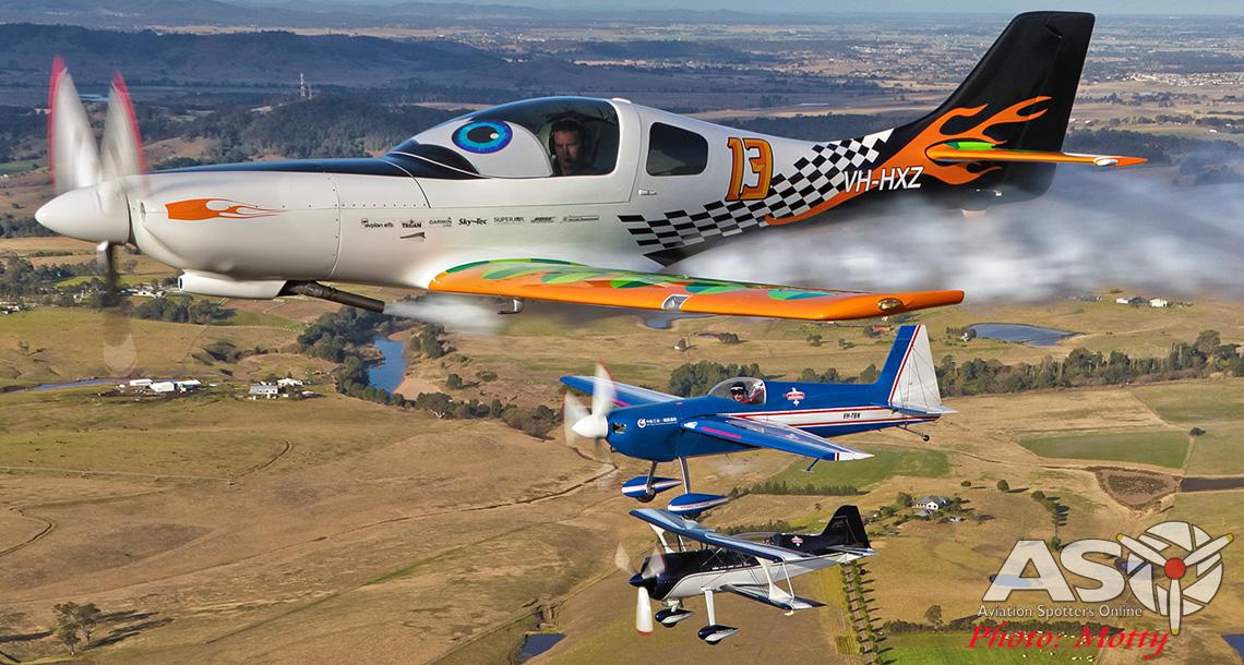 Paul Bennet Airshows Air-to-Air
