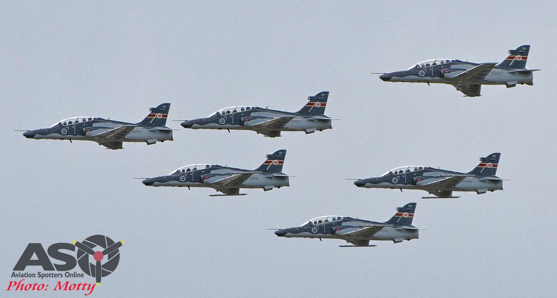 76 Squadron graduates the future of RAAF fast-jets.
