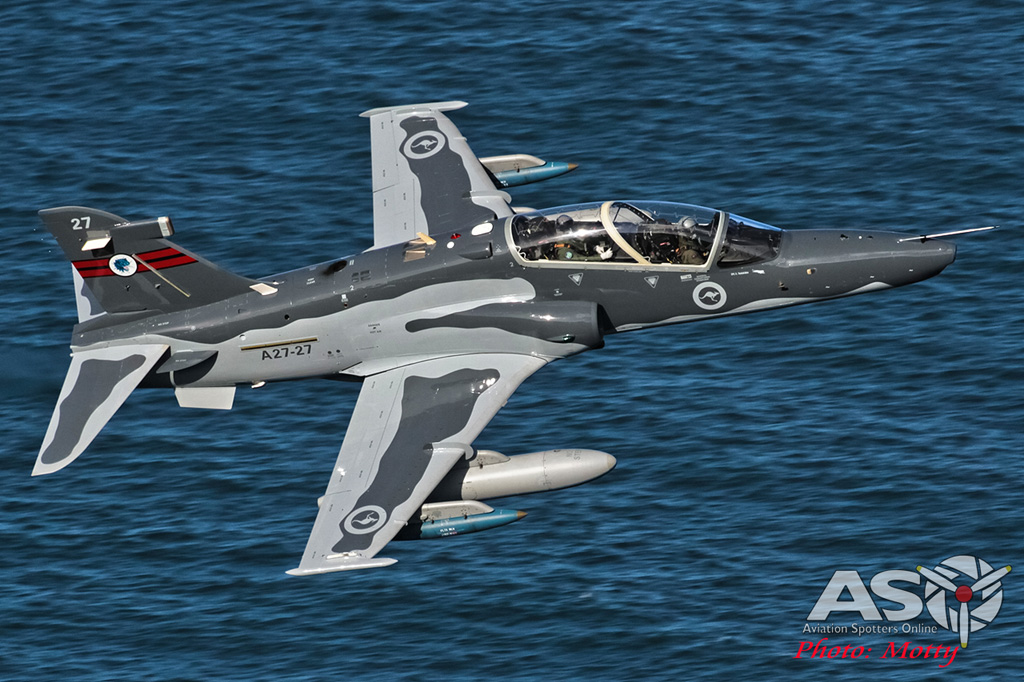 76 SQN Flypast at RAAF Base Williamtown