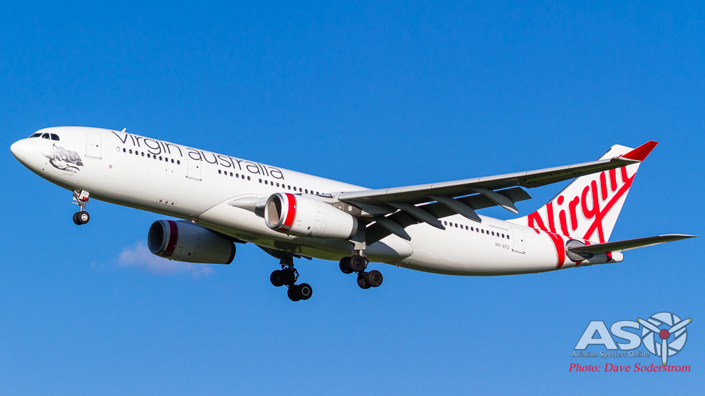 Virgin Australia launches Melbourne-Hong Kong Services with a special guest!