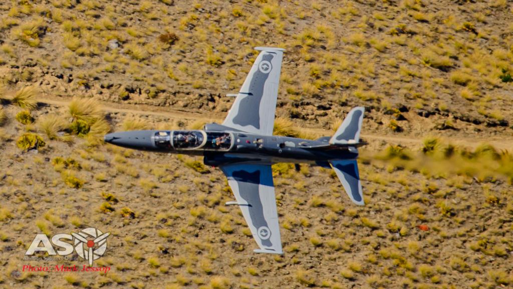 RAAF 79SQN Nav Hawk Flight around the South Island of New Zealand.